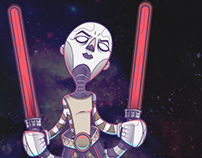 May the 4th - Asajj Ventress