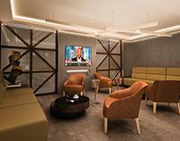 Smoking Room Lounge