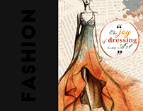 Fashion Typography/ Quotations