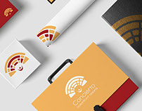 Concierto Resorts Logo Design