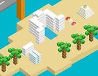 Pixel Islands