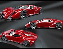Exon RT supercar concept