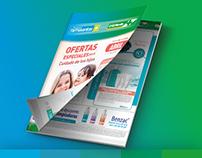 Rediseño Catalogo Farmasanitas - Cruz Verde