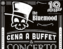 The Bluemood in concert