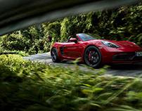Porsche GTS // Road To Hana // with Thomas Strogalski
