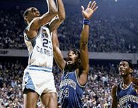 Jordan before the NBA