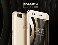 InFocus SNAP 4 : Website Concept