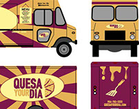 Quesa Your Dia - Food Truck Production