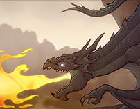 Dragon's flare