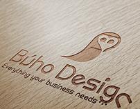 BúhoDesign - Identidad Corporativa