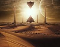 The Strange Life On Mars