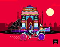 Me & Delhi