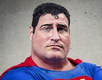 Каро фильм. Толстые супергерои / Fat superheroes