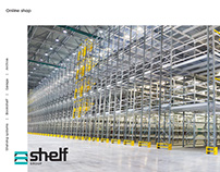 Shelf - online shop