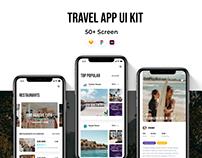 METHYST - Travel UI Kit