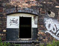Urban Exploration - Old Factory