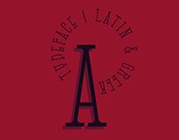 Avecoire // Free typeface