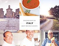 Terra di delizie - Italy