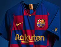 FC Barca 19/20 | leak Concept