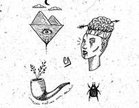 Illustrations | Aleatório.