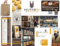 Huti's 5 Brand Strategy, Identity & Expressions