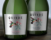 QUINDE ESPUMANTES / Packaging