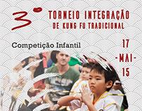 3° Torneio Integração - Academia Wushu