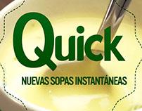 Sopas Knorr Quick- Tu estómago te habla