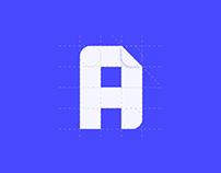 Alcyan Blue / Logo