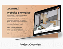 The Parkhouse - Website showcase