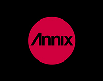 Annix Films | Logo Design