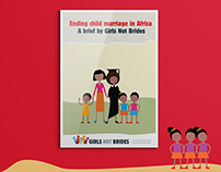 ENDING CHILD MARRIAGE IN AFRICA - REPORT