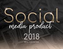 Social Media - Product Design 3D