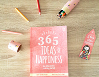 Book '365 Ideas of Happiness'