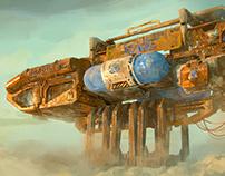 water transporter