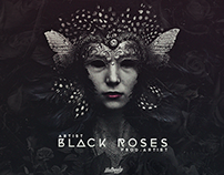 Black roses - single cover