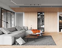 Minimal Living - free 3D model