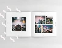 Print Portfolio / Alex Pidgeon