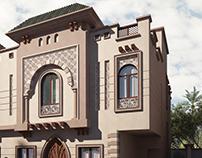 Andalusia compound (26 villas) Doha,Qatar