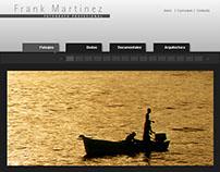 Frank Martinez - Online Portfolio (Proposals)