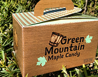 Brand Identity Project : Green Mountain Maple Candy Co.