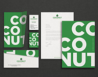 Coconut Security Stationery