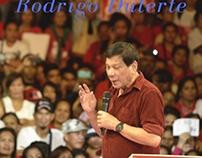 RODRIGO DUTERTE: 16th Philippines President: The most h