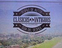 Guía de autos clásicos y antiguos 2015