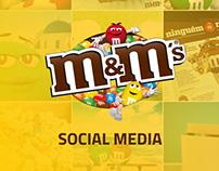 M&M'S Portugal || Social Media