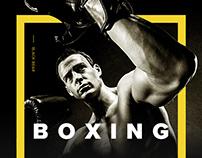 Boxing App- Invitation