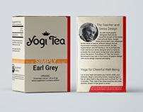 Yogi Tea Design