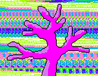 Acid style tree