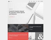 Altius - Foundation5 Template by Pixelosaur