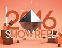 Punch Club Studio 2016 Showreel